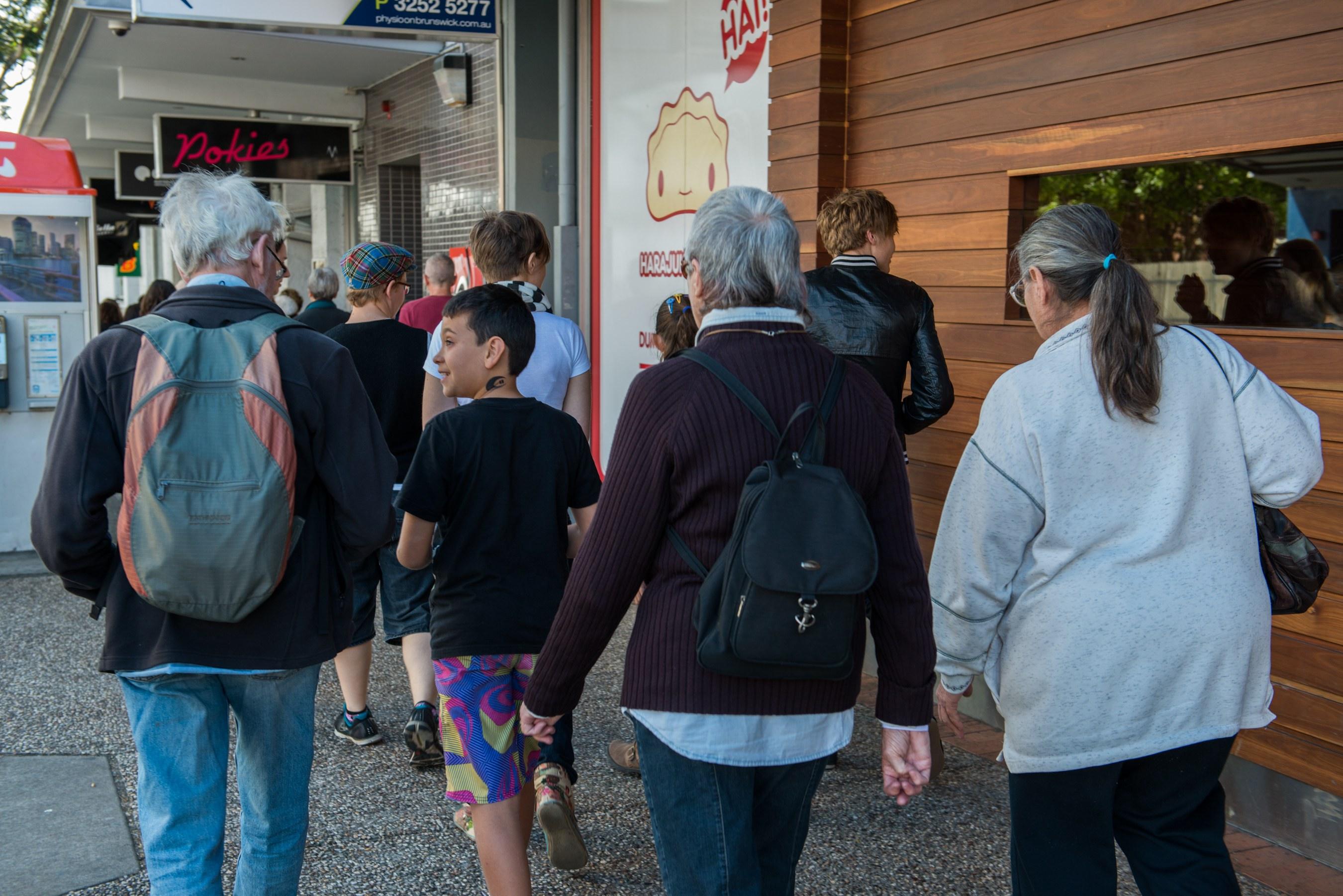 Walking Neighbourhood in Sydney this Month