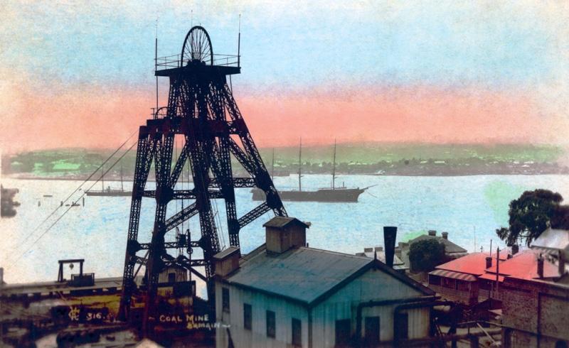 Balmain Colliery, c. 1900
