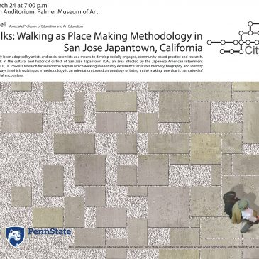 StoryWalks: Walking as Place Making Methodology in San Jose Japantown, California