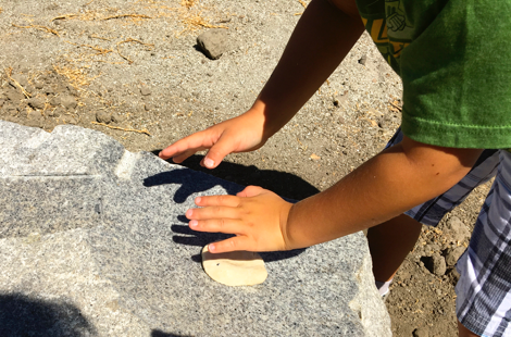 Touching Stone, Hearing Sculptures, with Ken Matsumoto