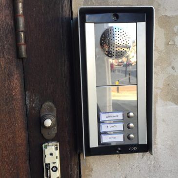 Encountering Temporality IV: Doorbells as Anticipatory Devices