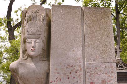 Stone Walks in Paris: Père Lachaise Cemetery