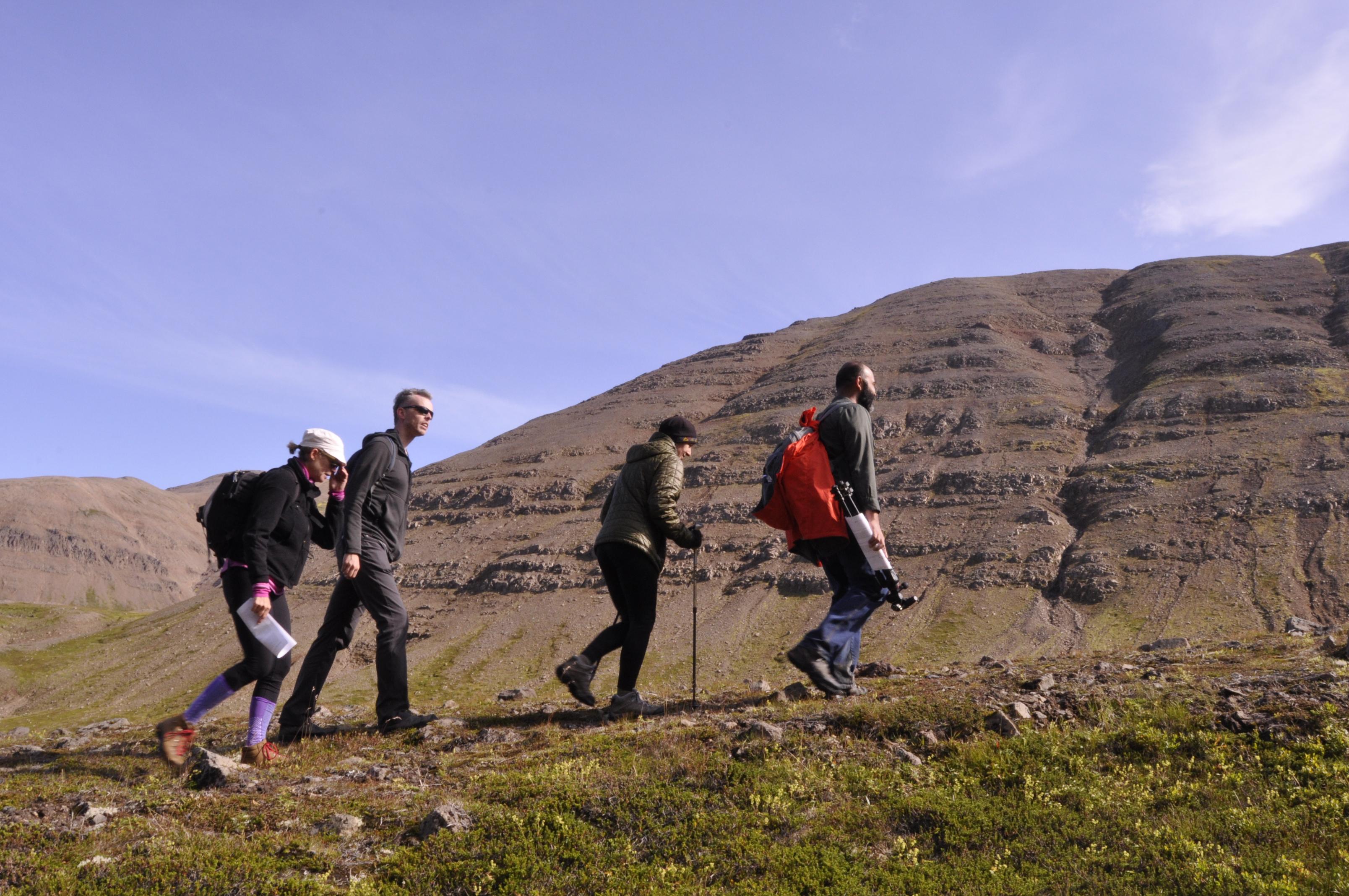 Stone Walks (Iceland)