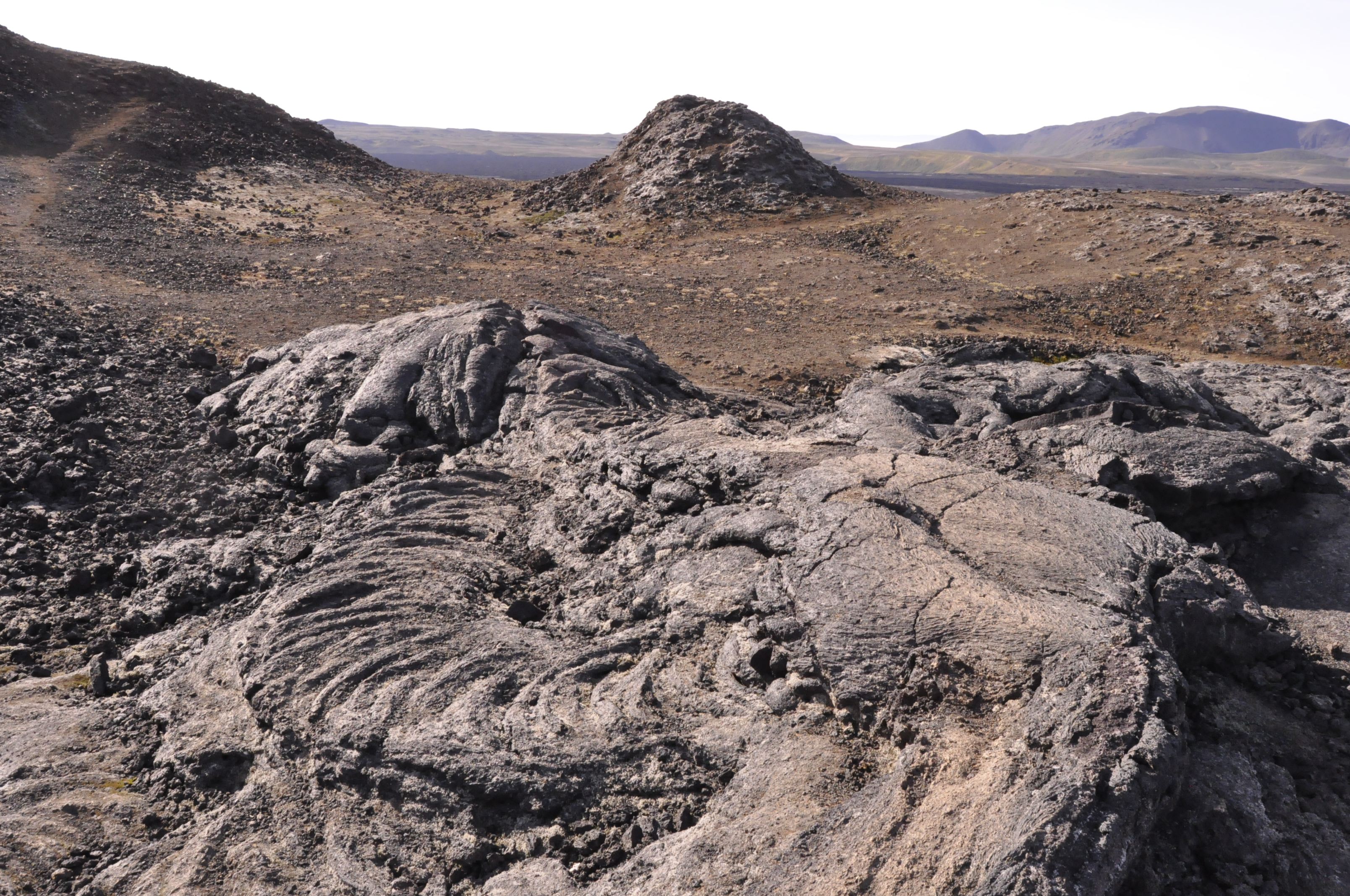 Stone Walks: The Affective Time of Volcanic Rock