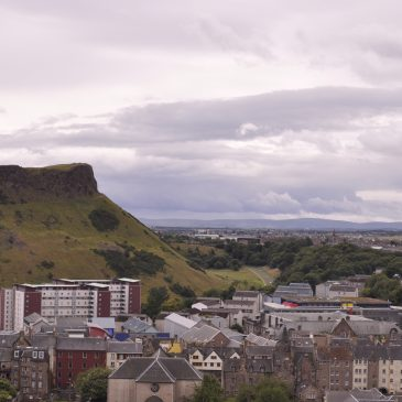 Stone Walks Edinburgh: Queering Deep Time