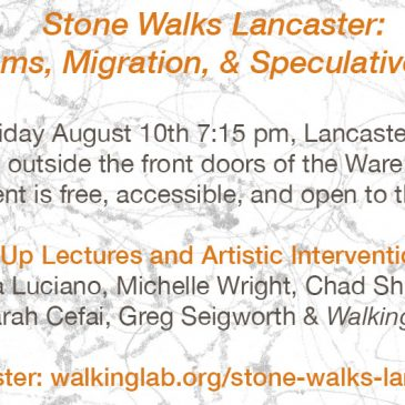 Stone Walks Lancaster