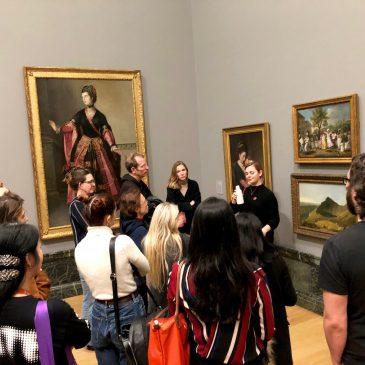 Uncomfortable Art Tours, London UK