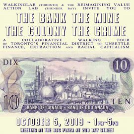 The Bank The Mine The Colony The Crime